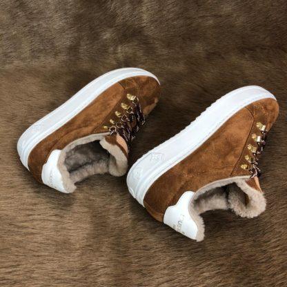 louis vuitton ayakkabi timeout sneaker suet deri taban 4cm