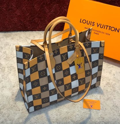 louis vuitton canta on the go 41x34 ithal