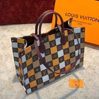 louis vuitton canta on the go bordo 41x34 ithal