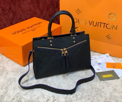 louis vuitton canta sully pm ithal 30x22 cm