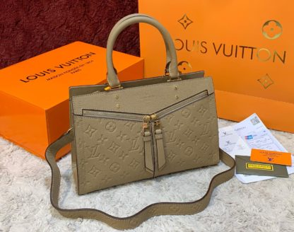 louis vuitton canta sully pm ithal vizon 30x22 cm