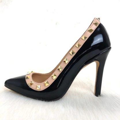 valentino ayakkabi garavani rugan topuk 10cm