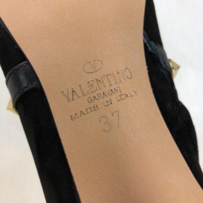 valentino ayakkabi garavani suet topuk 10cm