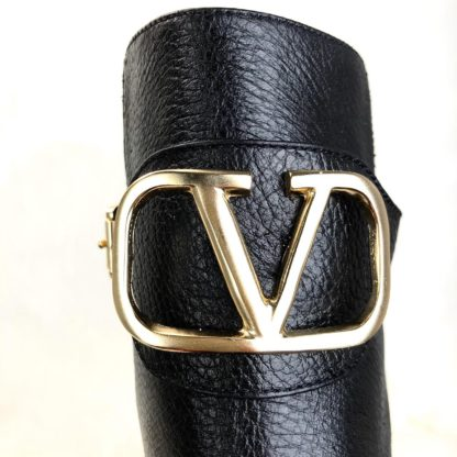 valentino ayakkabi grainy deri topuk 7cm
