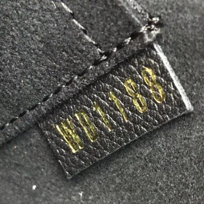 louis vuitton canta boite siyah 22x20x8cm
