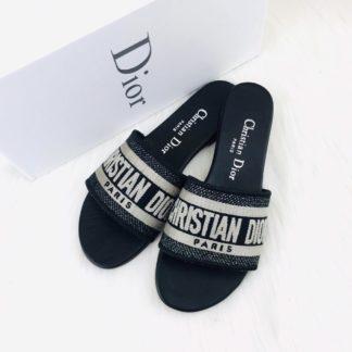 Christian Dior terlik hakiki deri dior yazili