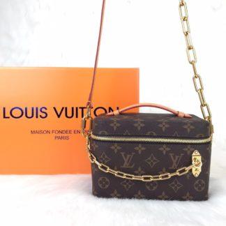 Louis Vuitton canta Nice Vanity Chain 20x13.5x12 cm