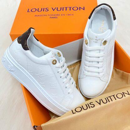 louis vuitton ayakkabi beyaz sneaker