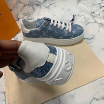 louis vuitton ayakkabi sneaker kot kumas timeout