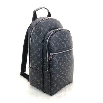 louis vuitton canta michael backpack sirt monogram siyah