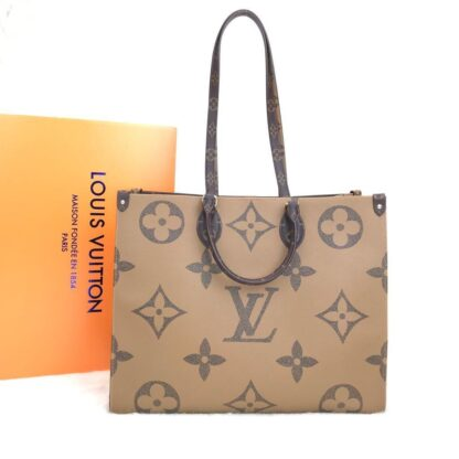 louis vuitton canta onthego canvas