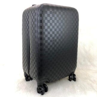 louis vuitton canta siyah epi zephyr kabin boy cek cek valiz 55cm