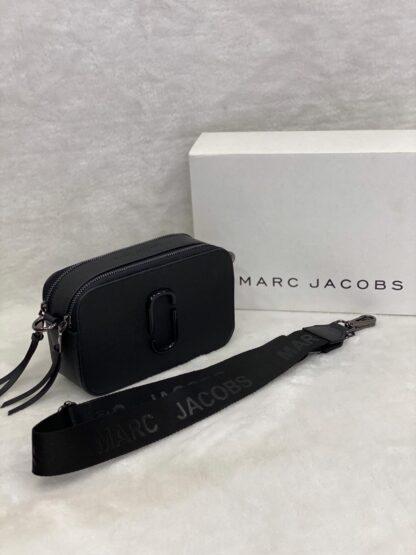 marc jacobs canta siyah tokali siyah suni deri