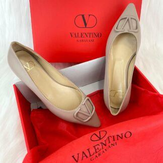 valentino ayakkabi garavani vlogo babet
