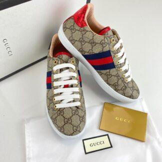 gucci ayakkabi supreme sneaker