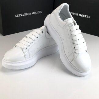 alexander mcqueen ayakkabi erkek sneaker beyaz