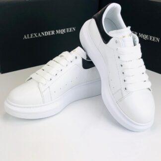 alexander mcqueen ayakkabi erkek sneaker beyaz siyah