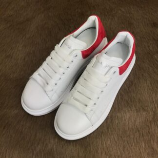alexander mcqueen ayakkabi sneaker kirmizi beyaz