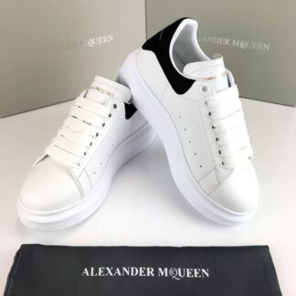 alexander mcqueen ayakkabi sneaker siyah beyaz yasizi gold