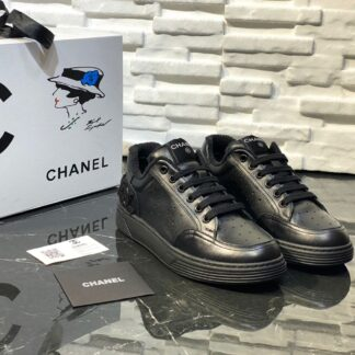 chanel ayakkabi spring summer 2020 logo low top sneaker
