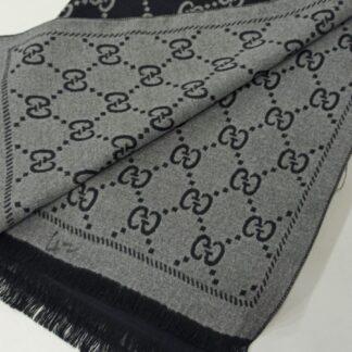 gucci sal cift tarafli siyah gri yeni model kasmir