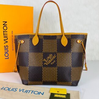 louis vuitton canta lv2 collection neverfull mm 31x28x17 cm
