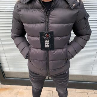 moncler mont erkek 2021 siyah mat