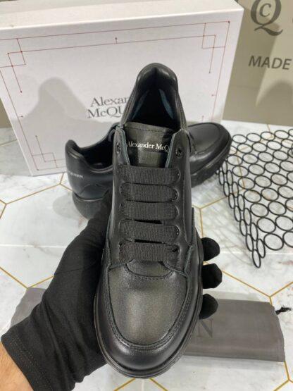alexander mcqueen ayakkabi sneaker siyah