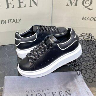 alexander mcqueen ayakkabi yeni sezon siyah  sneaker