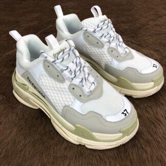 balenciaga ayakkabi triple s beyaz