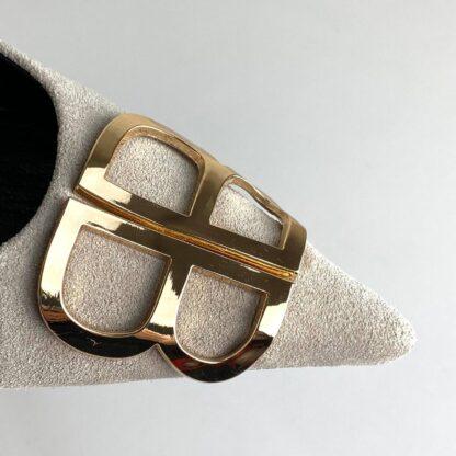 balenciaga ayakkabi vizon suet stiletto square knife