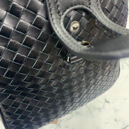 bottega veneta canta el valizi siyah 50x30x20 cm