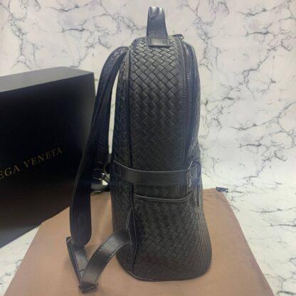bottega veneta canta sirt siyah 30x40x19 cm