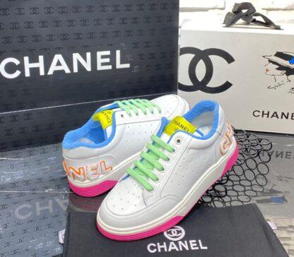 chanel ayakkabi bot spring summer 2021 sneaker