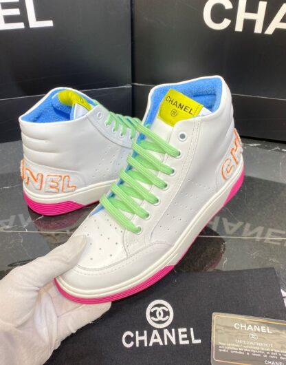 chanel ayakkabi bot spring summer sneaker