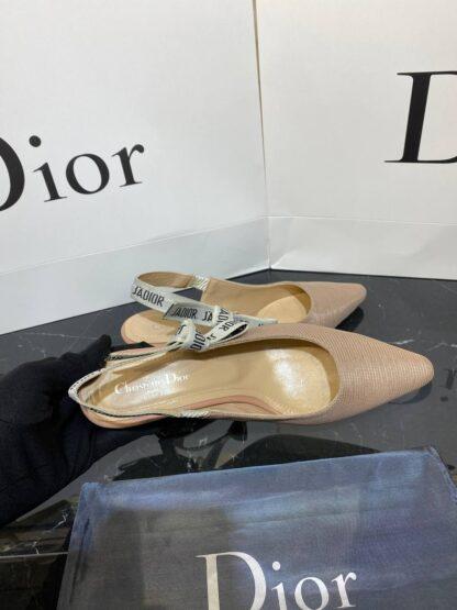 christian dior ayakkabi nude stiletto jadior slingback topuk 6 cm