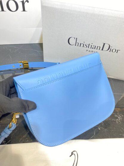 christian dior canta booby mavi 22x17 cm