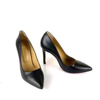 christian louboutin ayakkabi stiletto so kate siyah topuk 11 cm