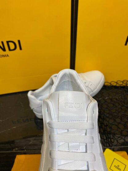 fendi ayakkabi erkek sneaker beyaz