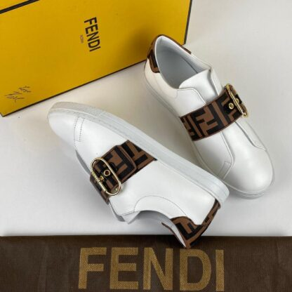 fendi ayakkabi ff minimalist sneaker