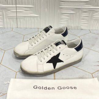 golden goose ayakkabi erkek sneaker siyah beyaz