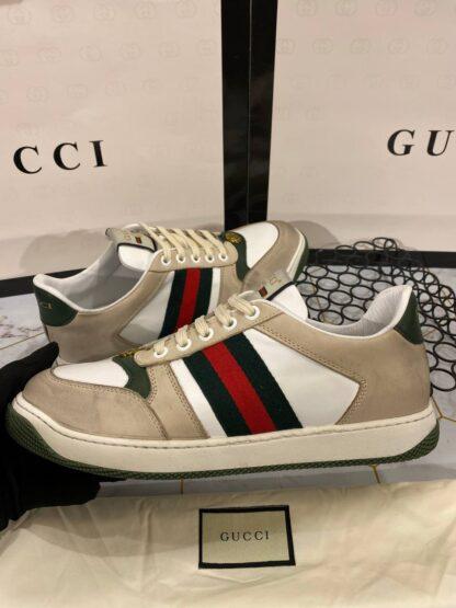 gucci ayakkabi erkek sneaker beyaz