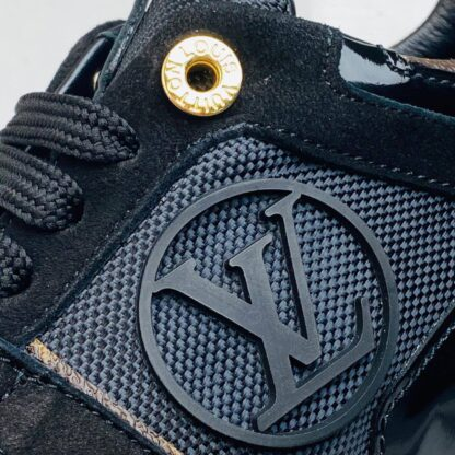 louis vuitton ayakkabi run away sneaker taban 3.5 cm