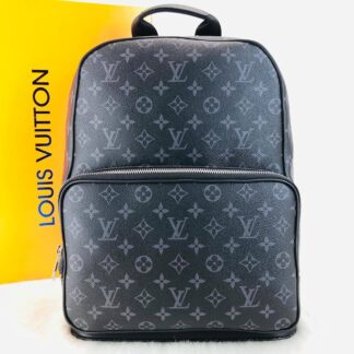 louis vuitton canta lv2 collection campus monogram sirt siyah 39x30x13 cm