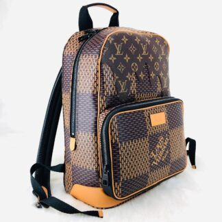 louis vuitton canta lv2 collection campus sirt kahve 39x30x13 cm