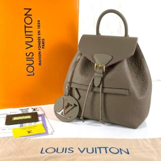 louis vuitton canta montsouris empreinte pm sirt 33x27x14