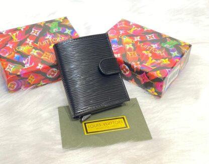 louis vuitton kartlik unisex otomatik mekanizmali epi siyah