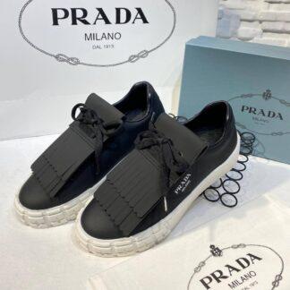 prada ayakkabi sneakers siyah