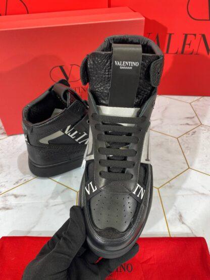valentino ayakkabi erkek siyah bot
