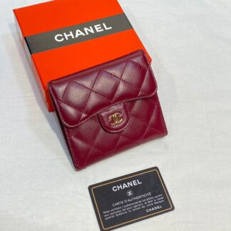chanel canta bordo gold kapitone mini cuzdan